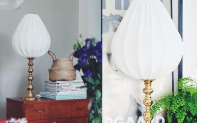 Ekologisk lampskärm